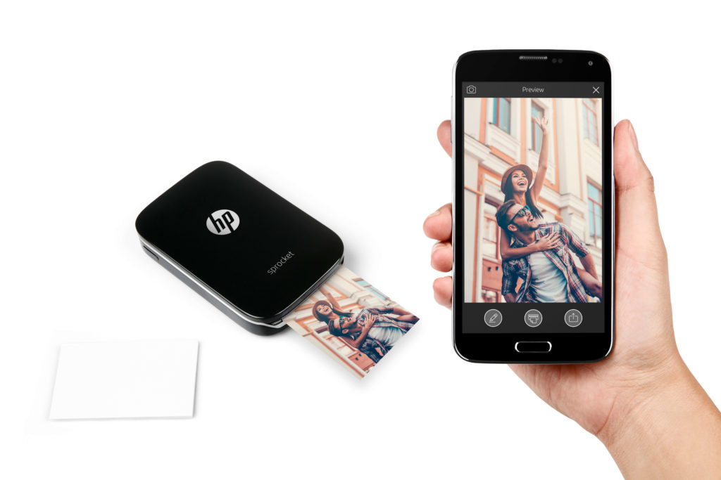HP Sprocket, le polaroid de 2016 ?