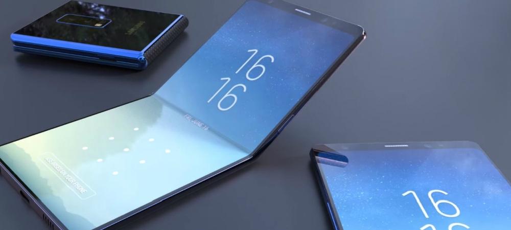 Tout sur le design du smartphone pliable de Huawei