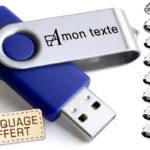 Idée pour votre communication : la clé usb personnalisée !