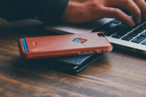 coque en cuir iphone 7