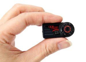mini-camera espion