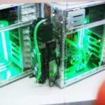 ordinateurs verts
