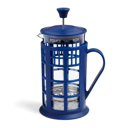 cafetière docteur Who
