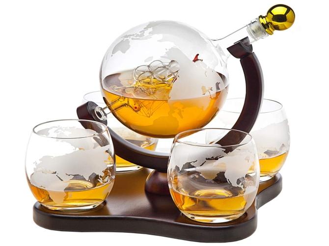 kit décanteur de whisky