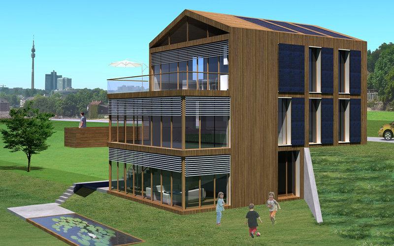 Peut-on contracter un crédit immobilier pour s'acheter une maison passive ?
