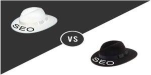 SEO chapeau blanc ou noir